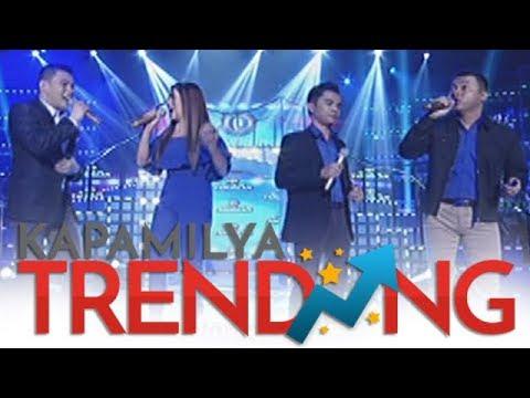 Tawag ng Tanghalan Season 2 Grand finalists serenade the madlang people