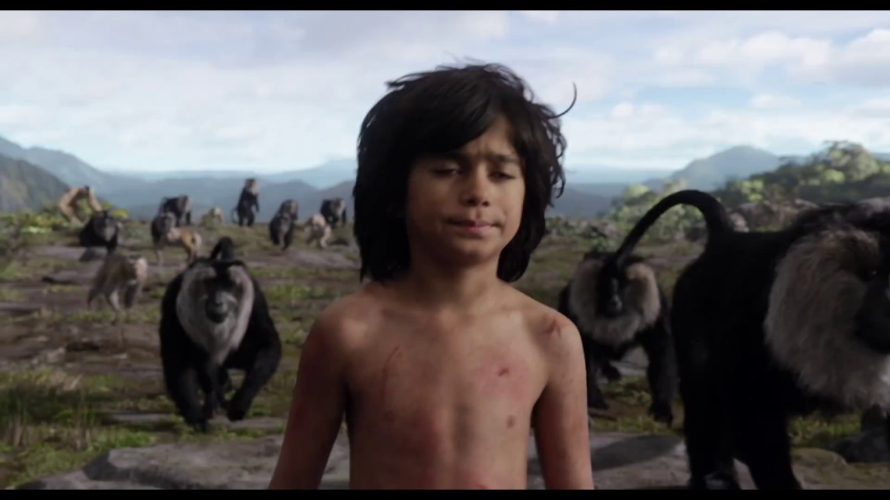 El Libro de la Selva (The Jungle Book) | Primer Tráiler Oficial | Disney Oficial