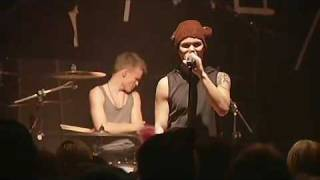 23/11/2009 THE RASMUS BACK TO SCHOOL - In the Shadows - Live