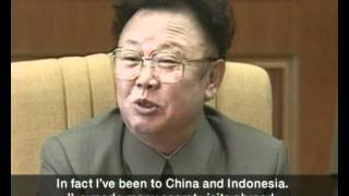 Kim Jong-Il denies he is a recluse