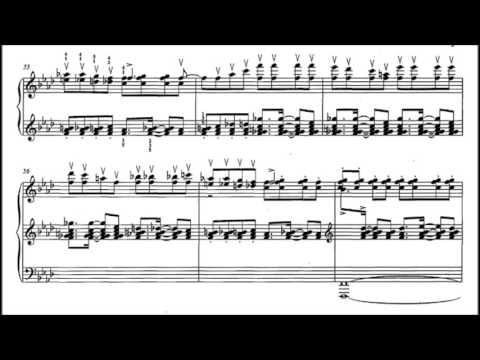 Villa-Lobos - Bachianas Brasileiras No.4 III. Ária (Cantiga) (Anna Stella Schic, piano)