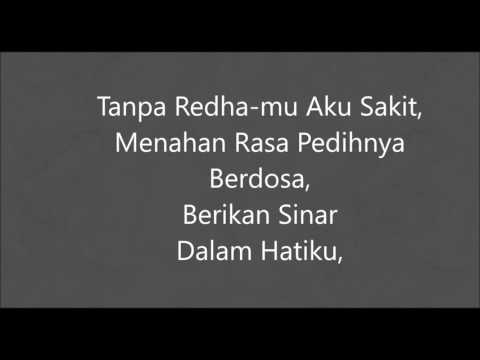 Lirik Lagu Irfan Haris – Redha (OST Suri Hati Mr P