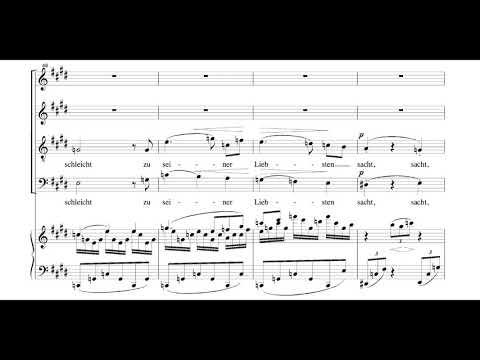 Brahms - O schöne Nacht!, Op. 92