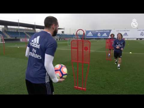 Marcelo, Luka Modric and Dani Carvajal continue their recovery processes