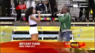 Ashanti & Ja Rule -  Foolish & Always On Time (Live)