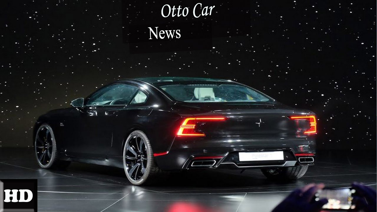 Polestar 1 2019 600 Hp Hybrid Sports Car From Volvo Spec Price