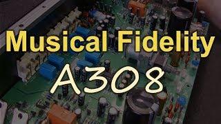 Musical Fidelity A308 [Reduktor Szumu] #180