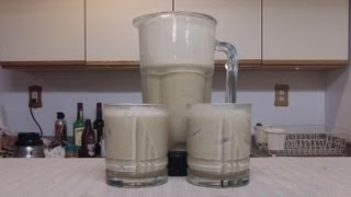 How To Make EASY Kick Ass Homemade Baileys Irish Cream  / RECIPE INCLUDED / DJs BrewTube