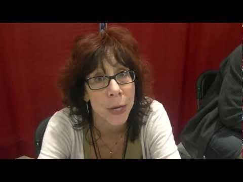 Actress Mindy Sterling of Austin Powers shout out to Day Uno Ent.