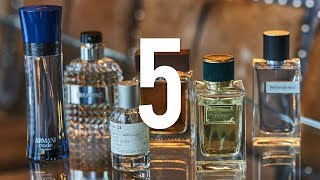 LAST MINUTE GIFT GUIDE || 5 COLOGNES HE WILL LOVE