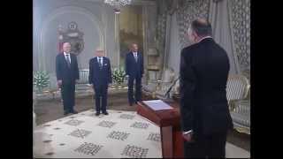 رئيس الجمهورية يسلم أوراق إعتماد خمسة سفراء جدد لتونس بالخارج