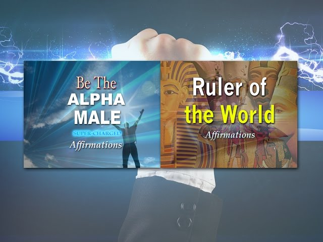 alpha male traits