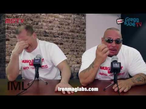 The Gregg & Joe Show Episode 16 - Jeff...