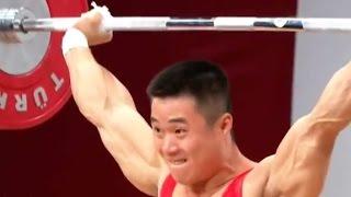 2013 World Weightlifting Championships, Men 62 kg \ Тяжелая Атлетика. Чемпионат Мира