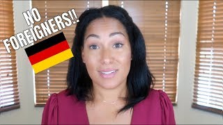 Gambar cover WHY I DON'T DATE FOREIGNERS IN GERMANY