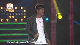 The Voice Cambodia - Final - ស្រលាញ់បងគ្មានអនាគត - ប៊ុត សីហា - 16 Nov 2014