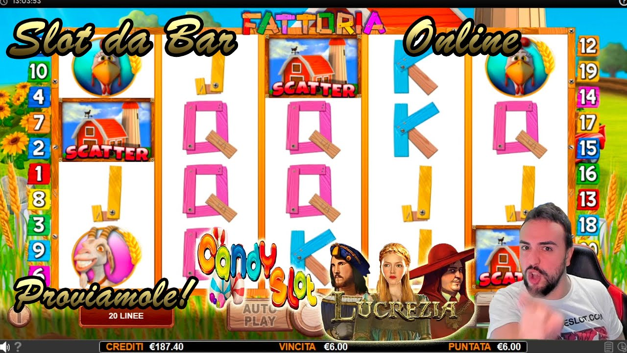 Spiele Candy Bars - Video Slots Online