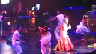 "Gloria Estefan in Rotterdam NL 05-09-08 ""morenita"""