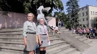 Uroczyste obchody 79. rocznicy wybuchu II wojny światowej w Działdowie