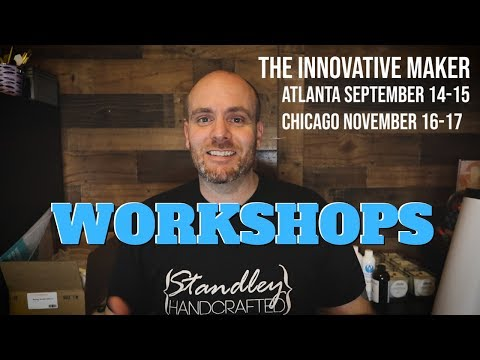 Announcement! Candle Workshops In Atlanta & Chicago