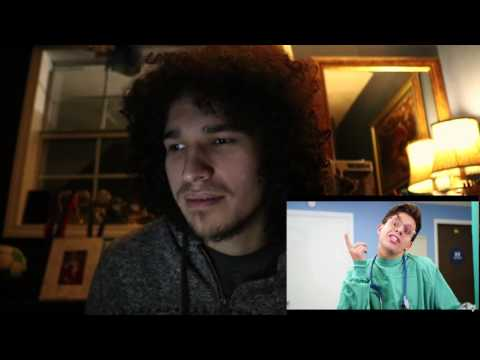 Reacting to Rudy Mancuso's Funny Musical Doctor video and cleaning the house