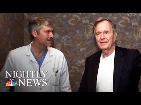 Manhunt Underway After Houston Cardiologist Killed While Riding Bike | NBC Nightly News