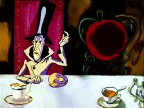 Алиса в стране чудес 2011 мультфильм