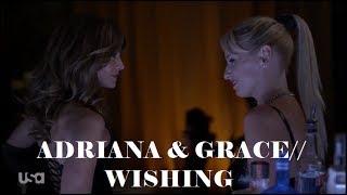 Adriana & Grace // Wishing