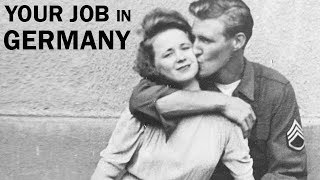 Movie Ww2 Training Film For Us Troops Occupying Germany Your Job In Germany 1945 from
