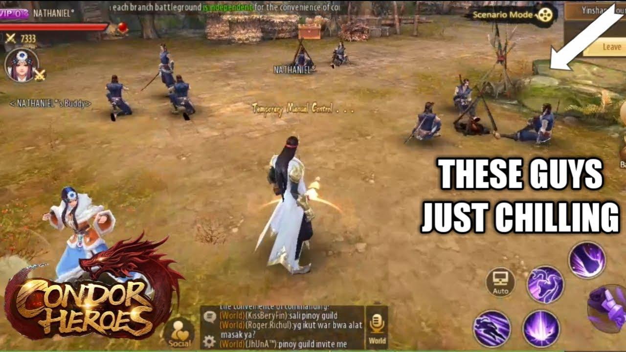 condor heroes game