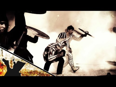 Total War - War of the Vandals - Huns & Rome vs Vandals
