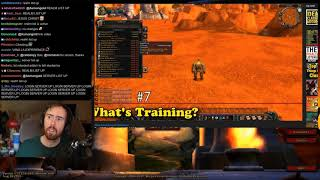 """Asmongold Reacts to """"Top 10 Best Classic WoW Add-Ons to Have While Leveling Up"""" by hirumaredx"""