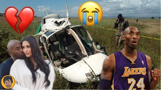 BREAKING NEWS   Kobe Bryant Helicopter CRASH And This Happen