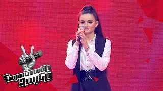 Download Julietta Tavrizyan sings 'Кукушка' - Blind Auditions - The Voice of Armenia - Season 4 Mp3 and Videos