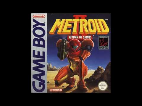 Metroid II: Return Of Samus Music - Surface Of SR388