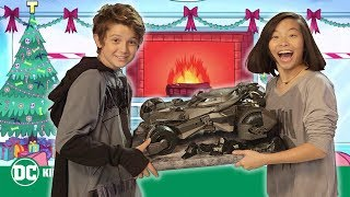 Our DC Christmas Wish List! | DC Kids Show