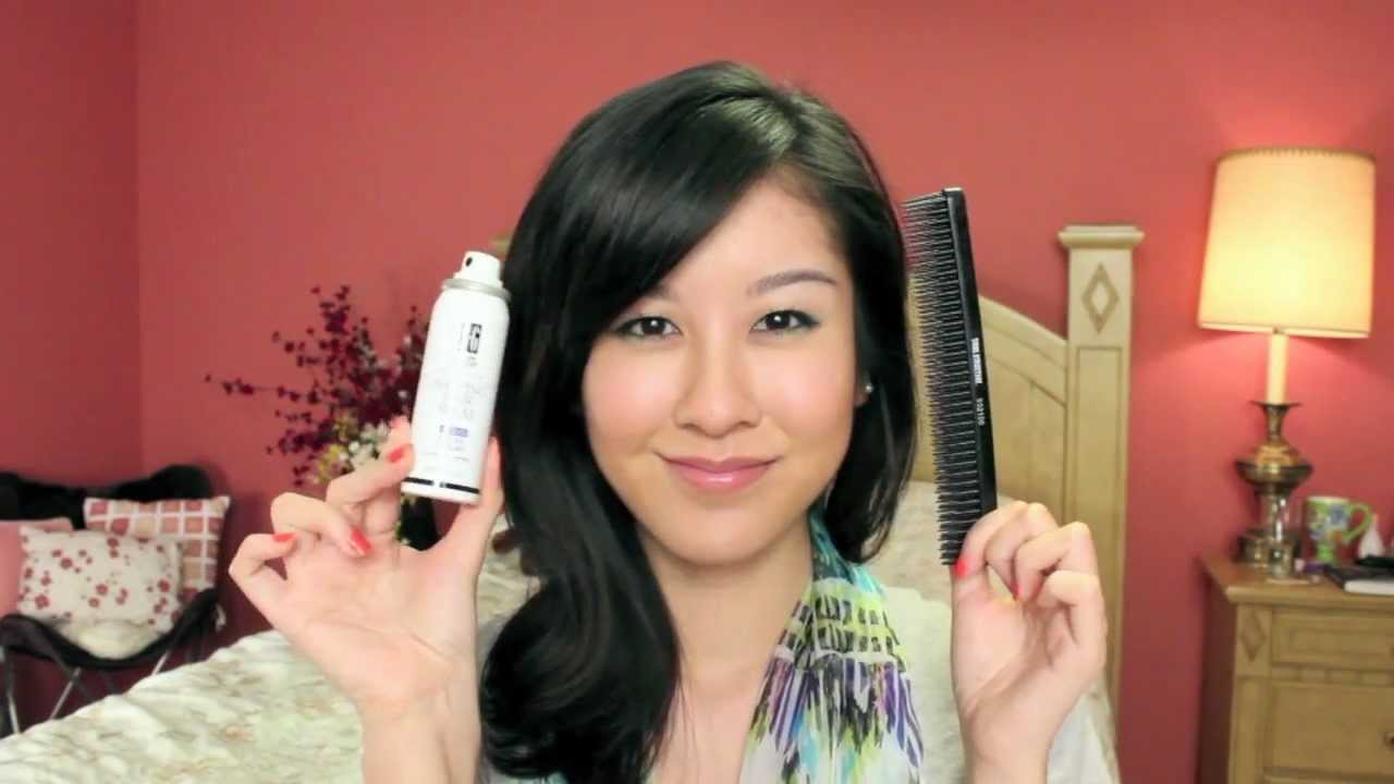 Easy Heatless Hair Styles! (great for layered/medium length hair too ...