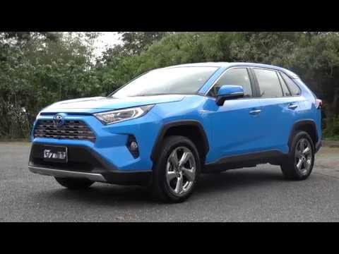【新車試駕】第五代全新Toyota RAV4 2 0 & Hybrid旗艦版試駕-G7車庫柒號 - YouTube