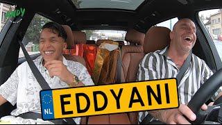 Soufiane Eddyani - Bij Andy in de auto!