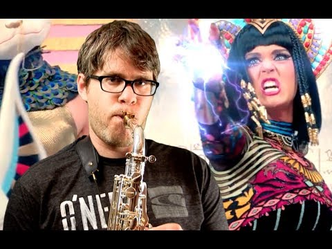 DARK HORSE - Katy Perry - Saxophone Cover - BriansThing