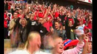 Norge - Danmark EM kvalifisering