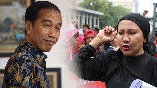 Jokowi Didampingi Ma'ruf Amin di Pilpres 2019, Ratna Sarumpaet: Kasihan Sekali Bangsa Ini