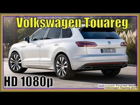 Volkswagen Touareg 2019 | 2019 VW Touareg USA Release Date And Review