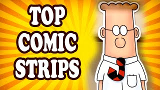 Top 10 Comic Strips from Each Decade — TopTenzNet