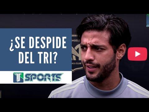 Carlos Vela explica por qué no va a Copa Oro.....¿Se despide de 'El Tri'?