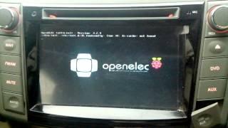 raspberry pi openelec on suzuki ertiga 1