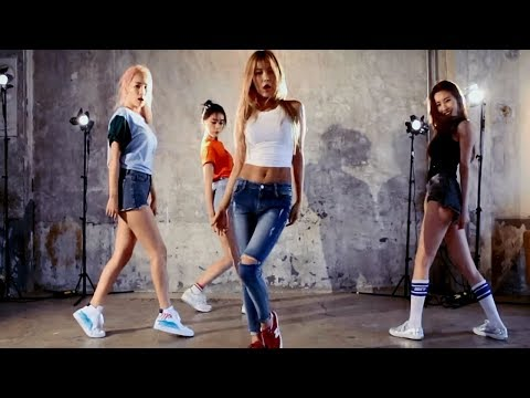 Blue Jeans and T-Shirts in K-Pop