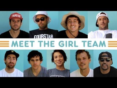 Pretty Sweet Tour: Meet the Girl Team