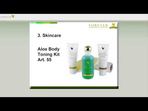 Trim, Tone and Tighten your body with Aloe Body Toning Kit