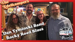Dan Tyminski Band - Rocky Road Blues - better?